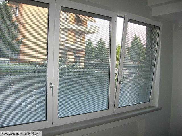 Veneziane zanzariere tende veneziane gaudino - Veneziana finestra ...
