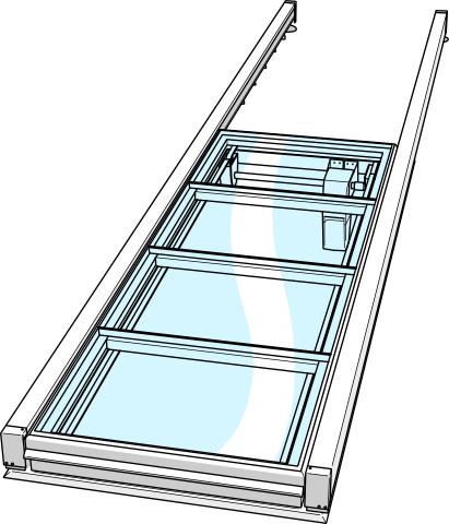 Roof window hp s finestre da tetto gaudino for Lucernari da tetto