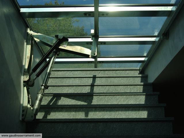 Floor Trap Lucernari calpestabili | Gaudino