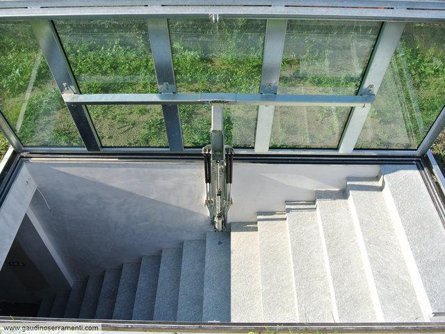 floor trap lucernari calpestabili gaudino