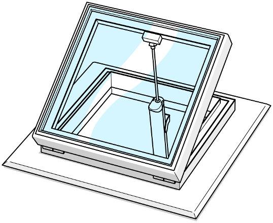 Roof window hp finestre da tetto gaudino for Lucernari da tetto